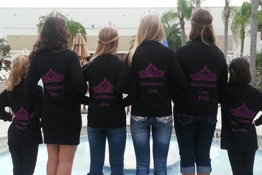 Signature Titleholder Cadet Jackets